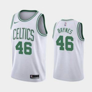 Authentic Boston Celtics Aron Baynes Jersey